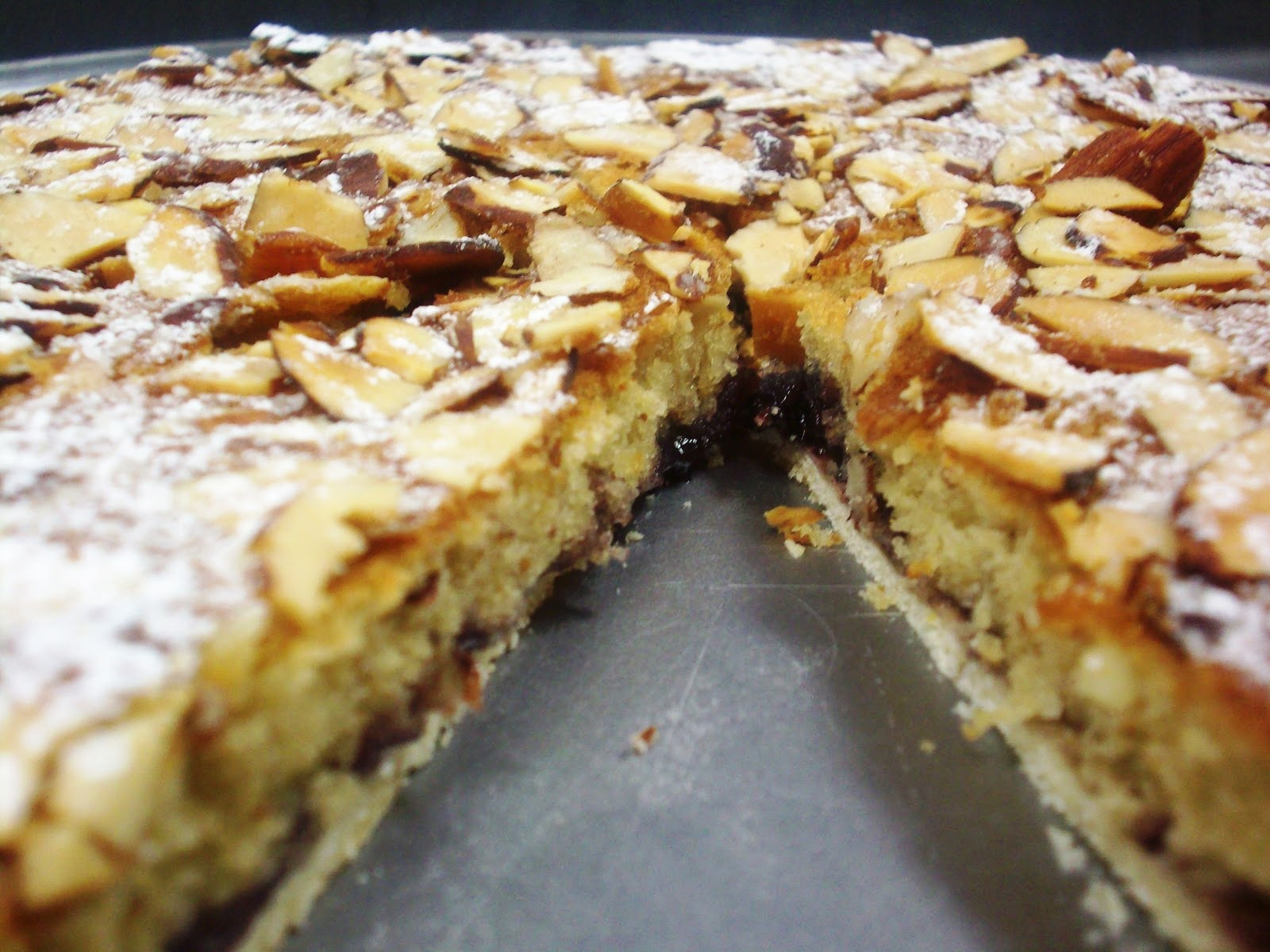 Bakewell Almond Tart