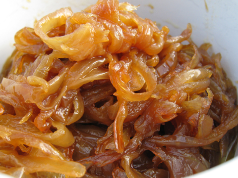 Caramelized Onions And Balsamic Vinegar Bruschetta Recipe ...