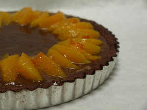 Swiss Orange Chip Tart