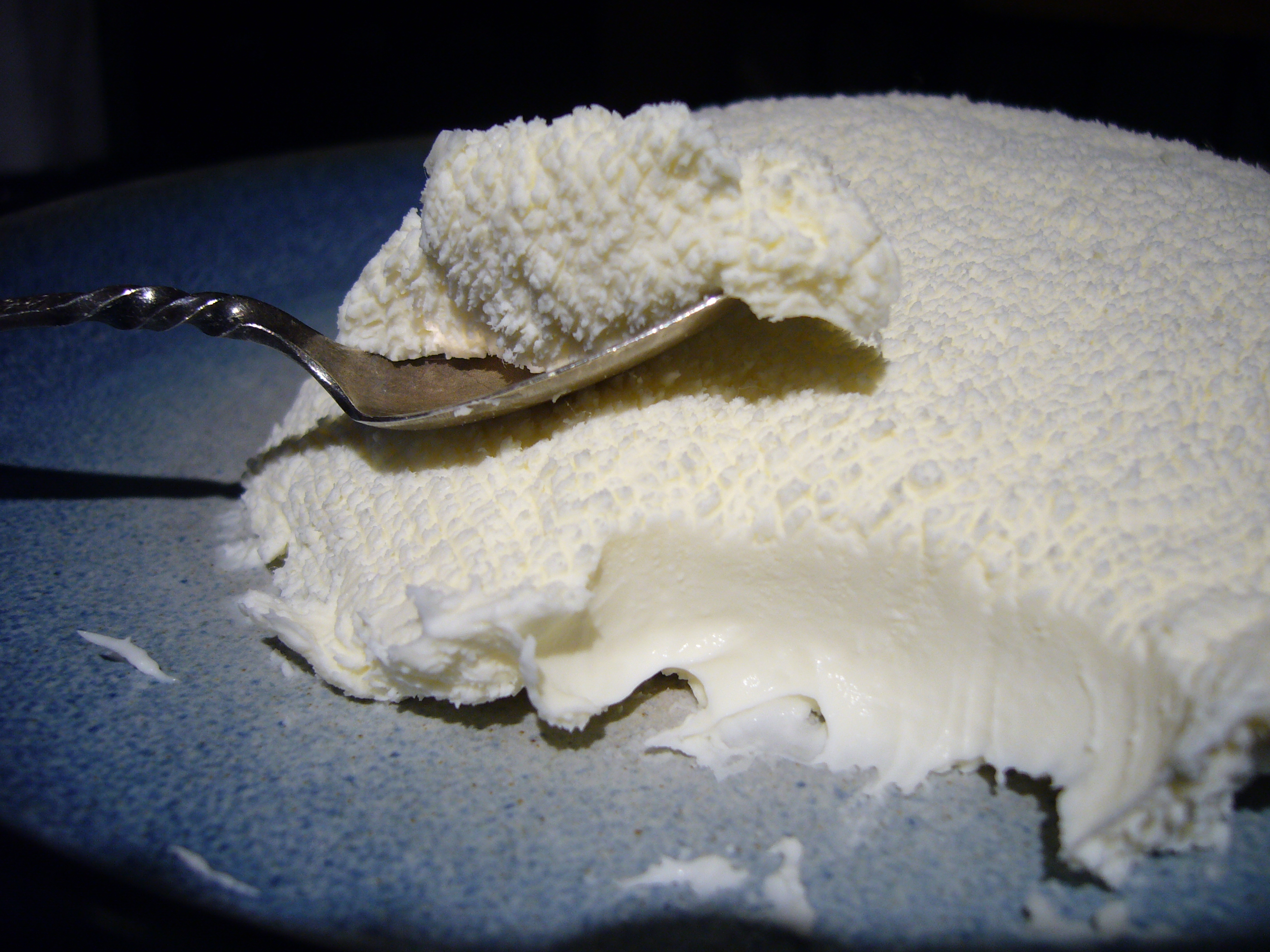 Homemade Mascarpone