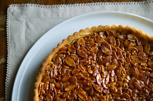 slideshow tangerine and almond shortbread tart photo 1 of 22 the tart ...