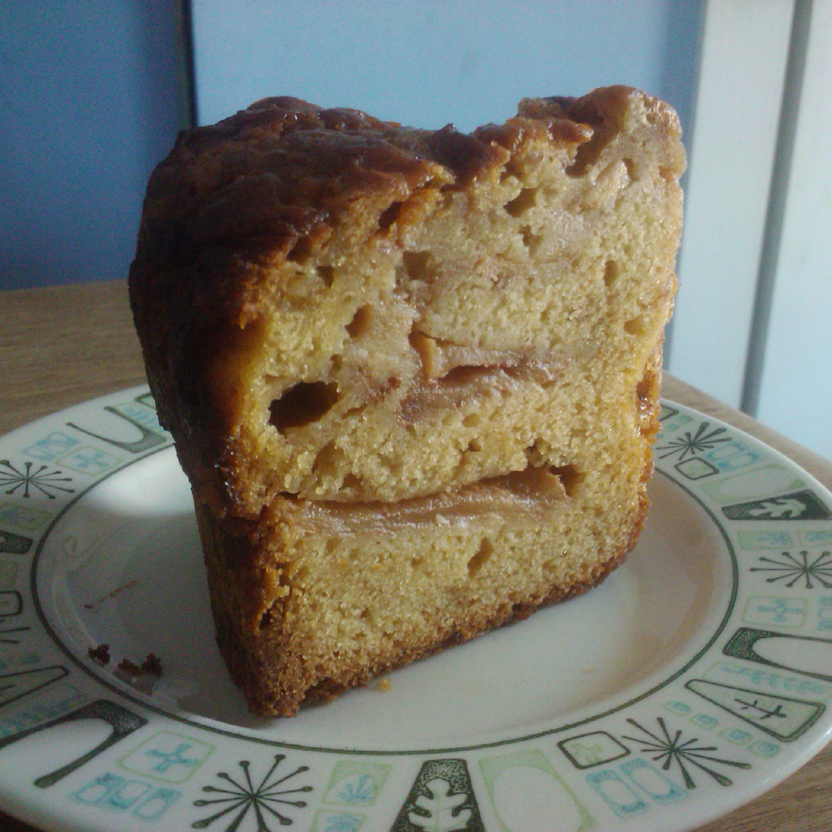 Apple-Picking Apple Cake