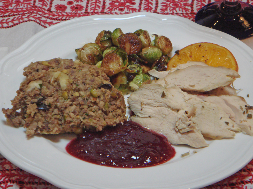 Chestnut, Pork and Nut Stuffing - My family&#x27;s traditional recipe