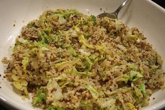 Quinoa_and_cabbage