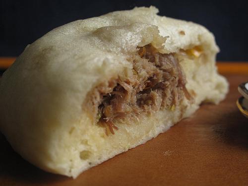 Nikuman - Japanese steamed buns Recipe on Food52