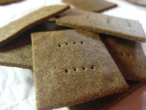 Cracking Graham Crackers
