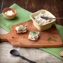 Smoked Mackerel Pt with Horseradish and Dill