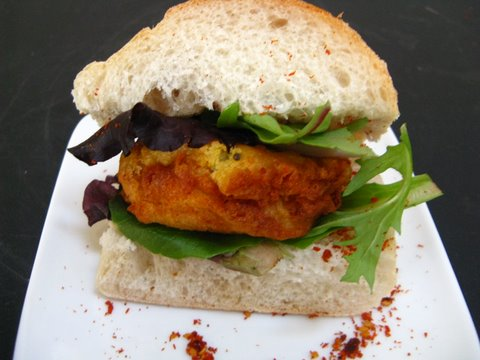 Street side Vada Pao