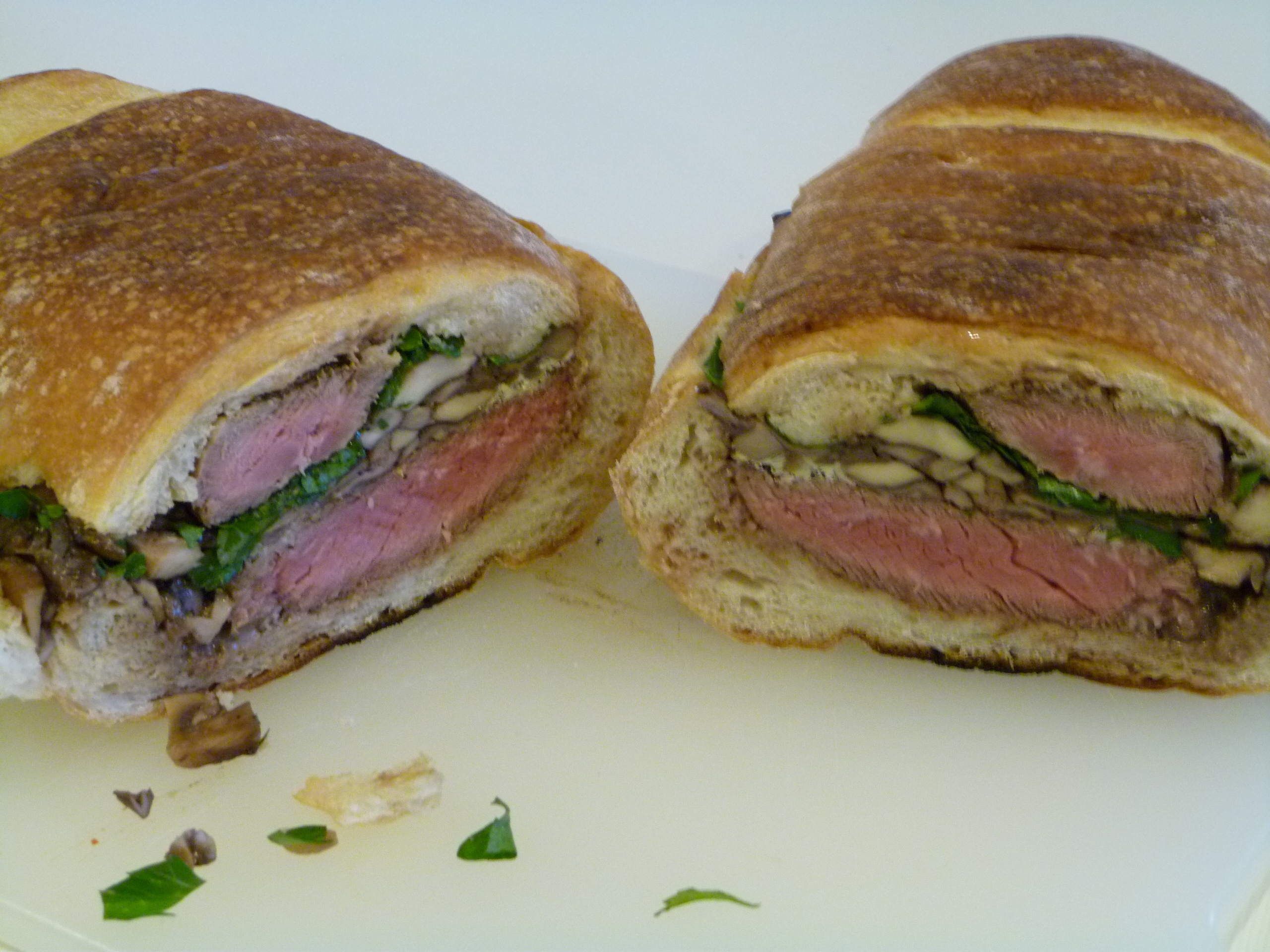 Shooter sandwich