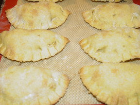 Black Bean and Plantain Empanadas with Salsa