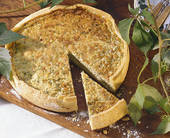 Pashteda (Mushroom Pie)