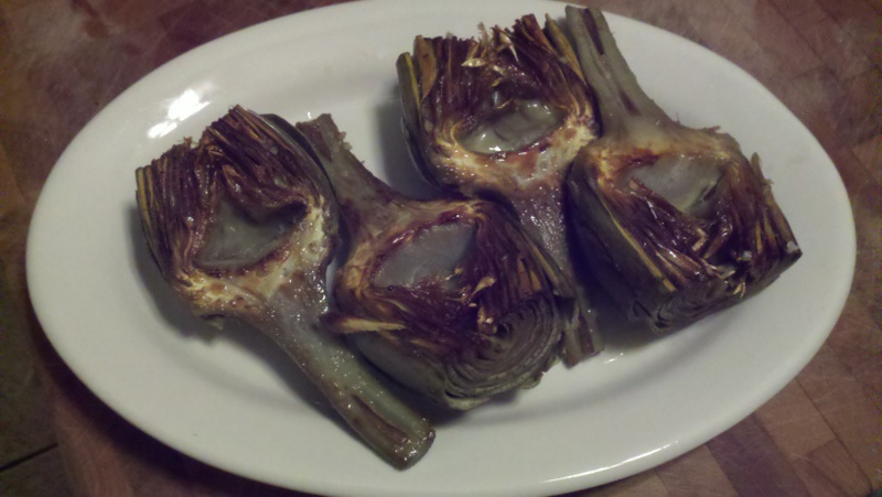 Easy Elegant Artichokes