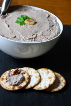 Wild Mushroom Pate