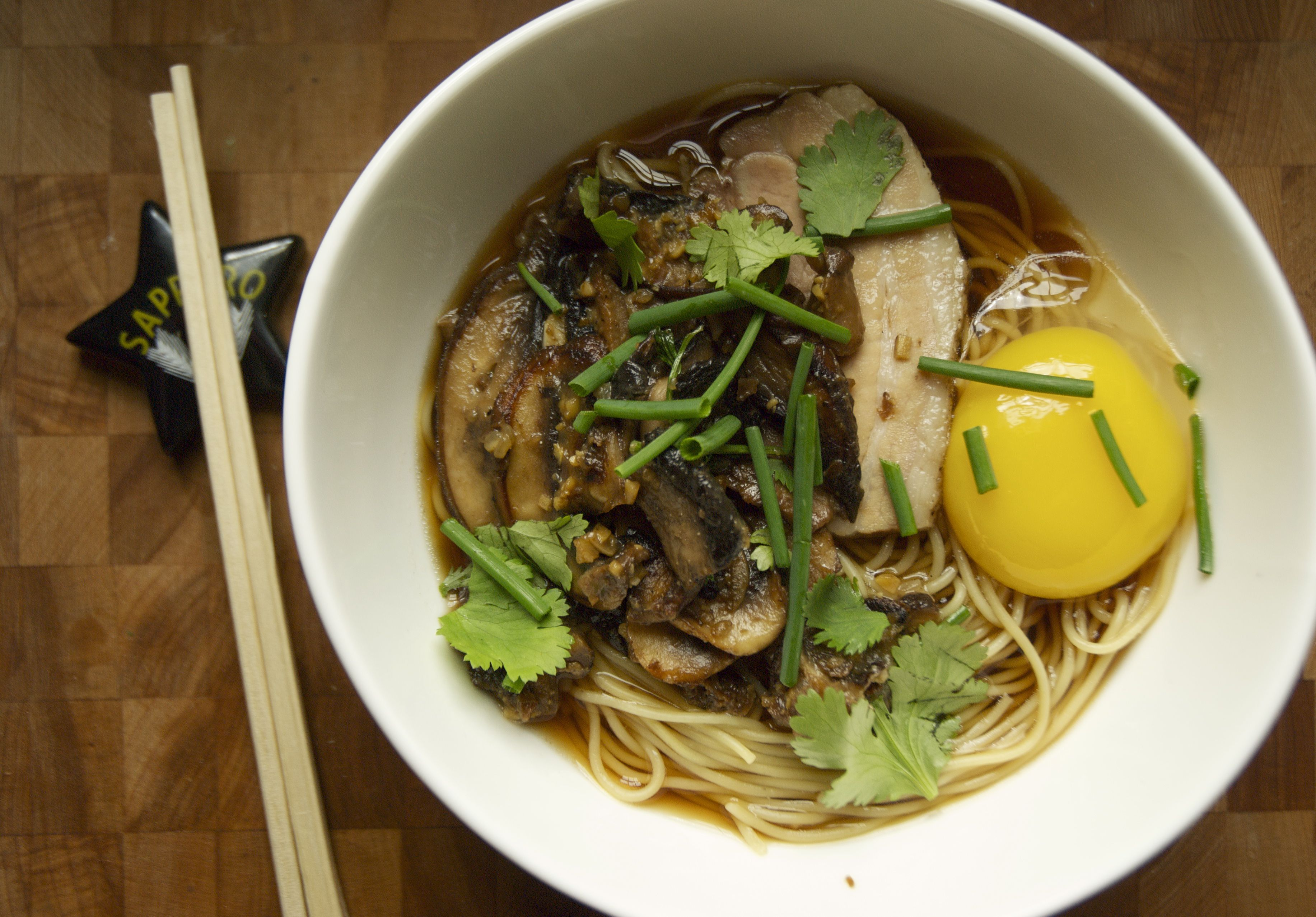 food ramen good recipe Ramen Food52 on Mushroom Recipe