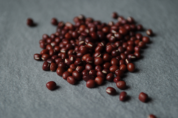 Simple Seasoned Adzuki Beans