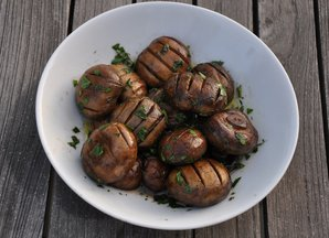 Broiled_mushrooms