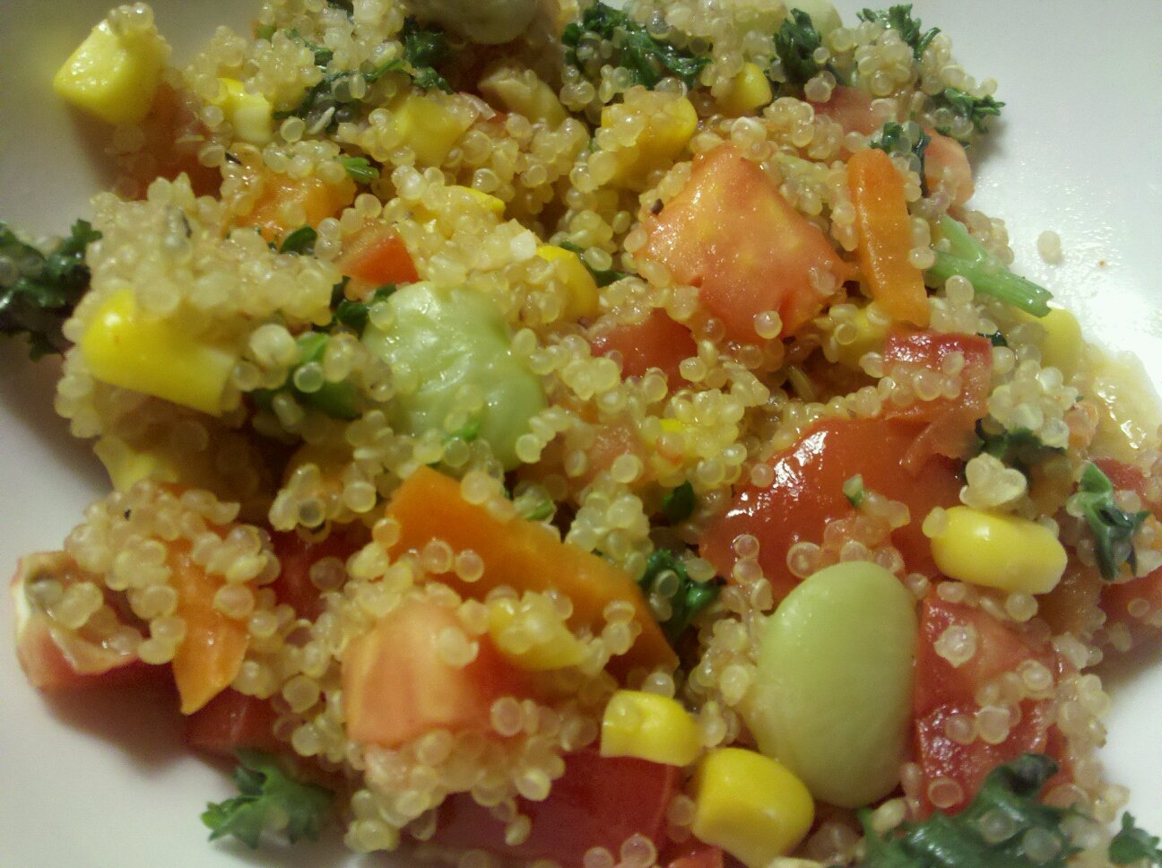 Quinoa Salad