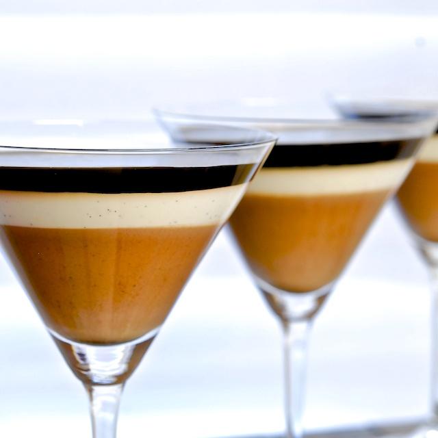 Coffee-Lemon Panna Cotta Parfait Recipe on Food52
