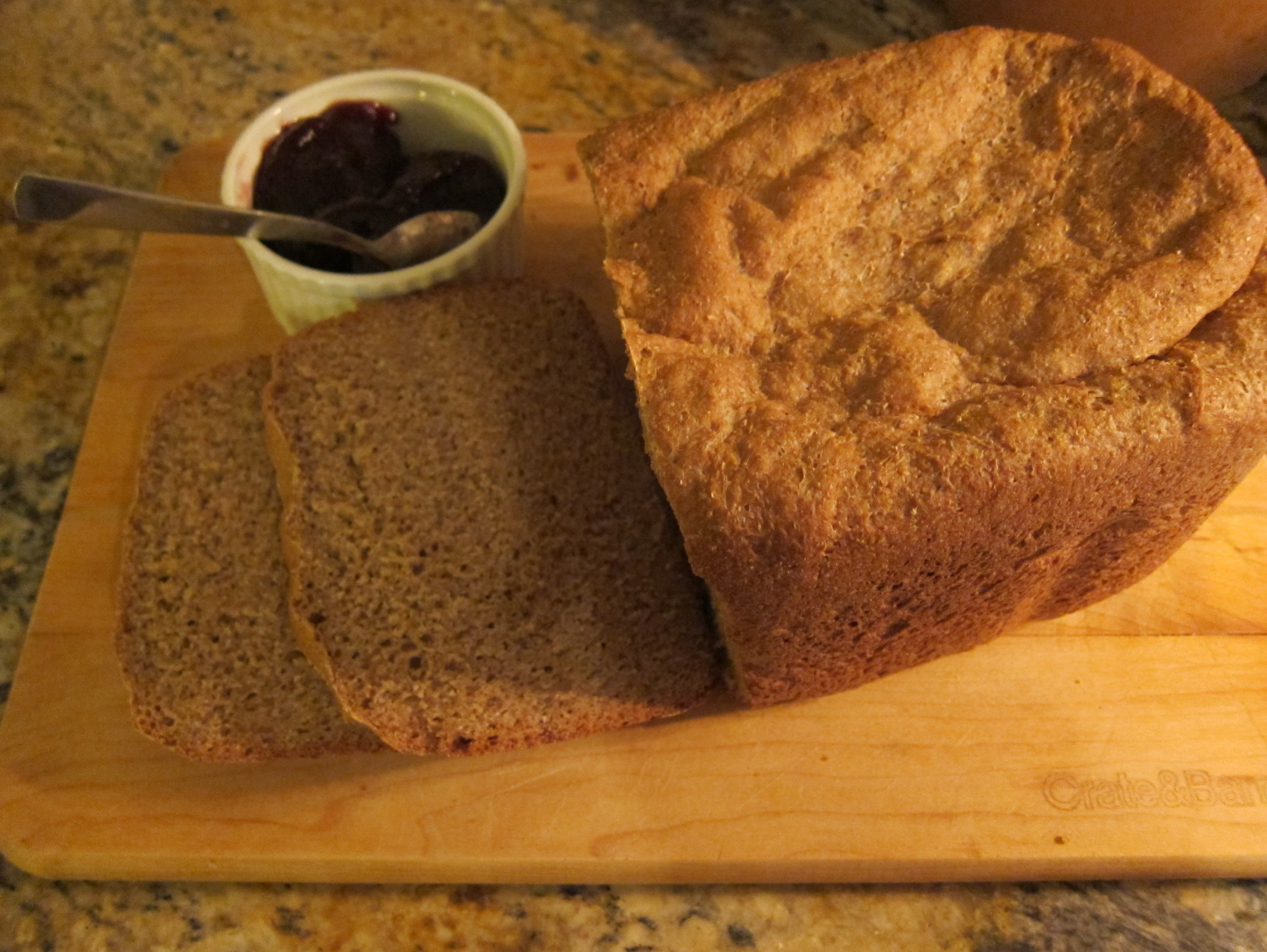 Whole Wheat Loaf