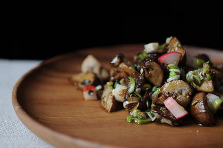 Meg&#x27;s Marinated Mushrooms 