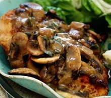 Chickenmarsala