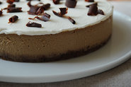 Cappuccino Cheesecake