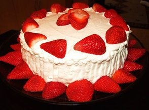 Cassata Cake