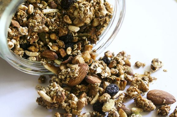 "Granola for fellow ""Granolas"""