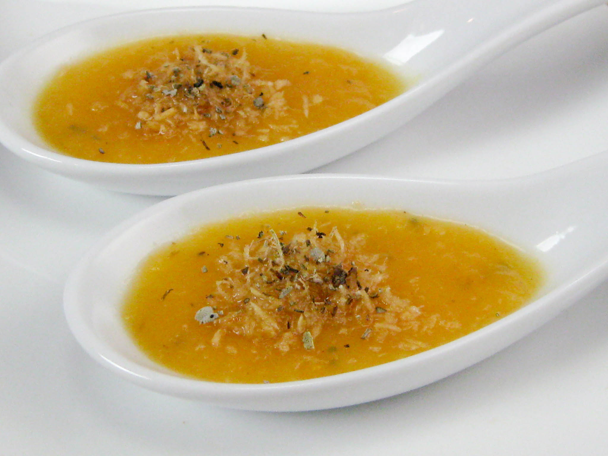 Sweet Potato Pineapple Soup