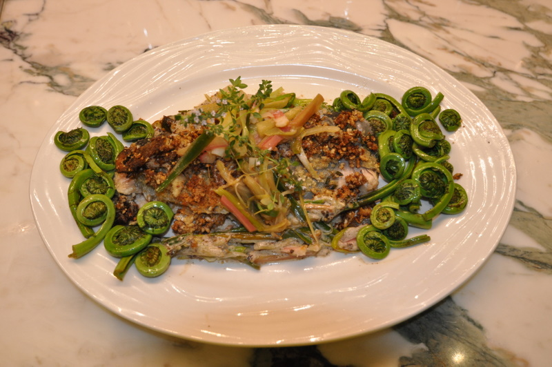 Spring Fling Trout
