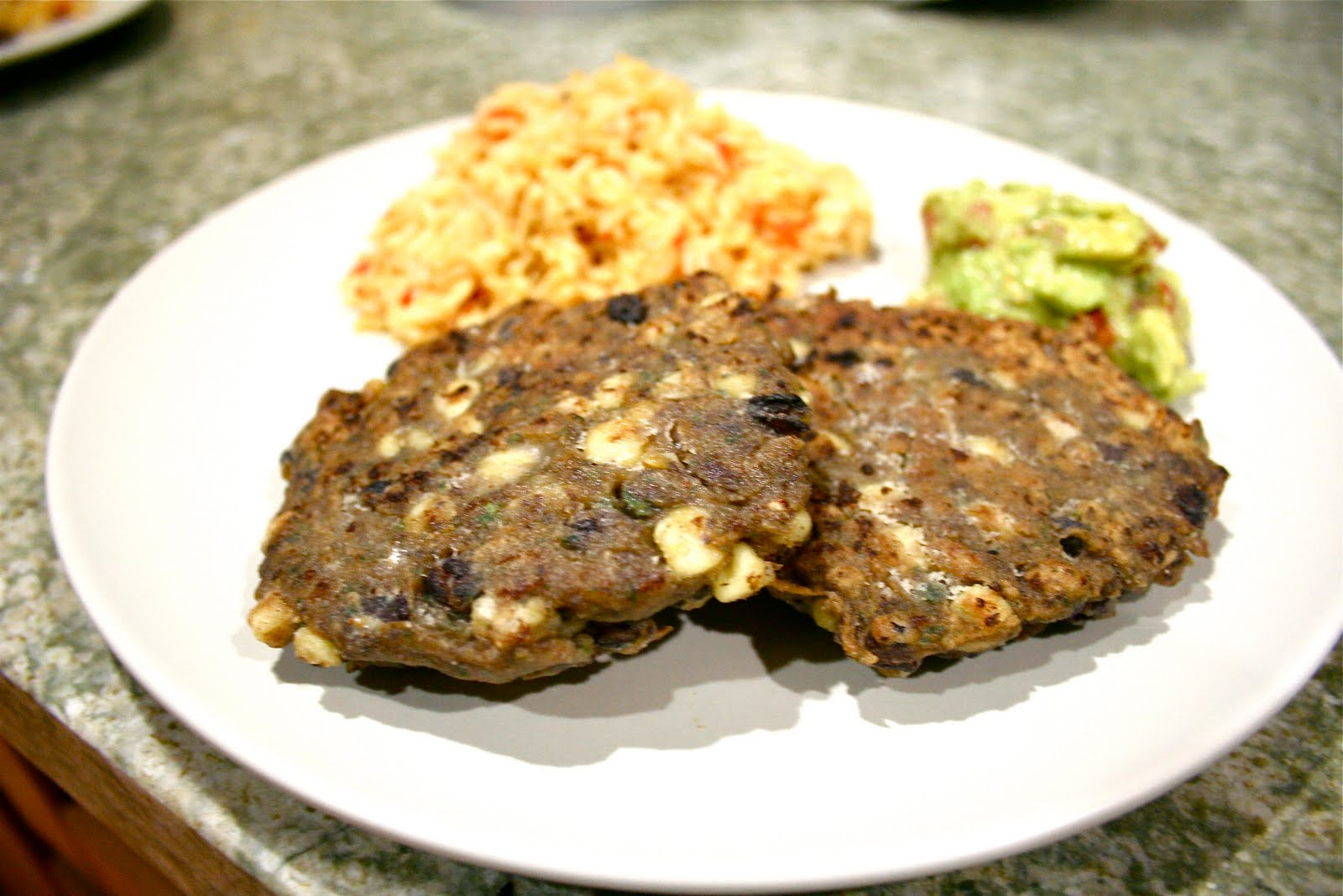 Black Bean Cakes