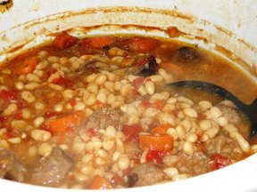 White_bean_soup