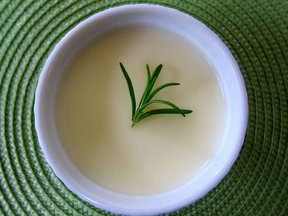 Mrs. Larkin&#x27;s Lemon Posset, Revisited