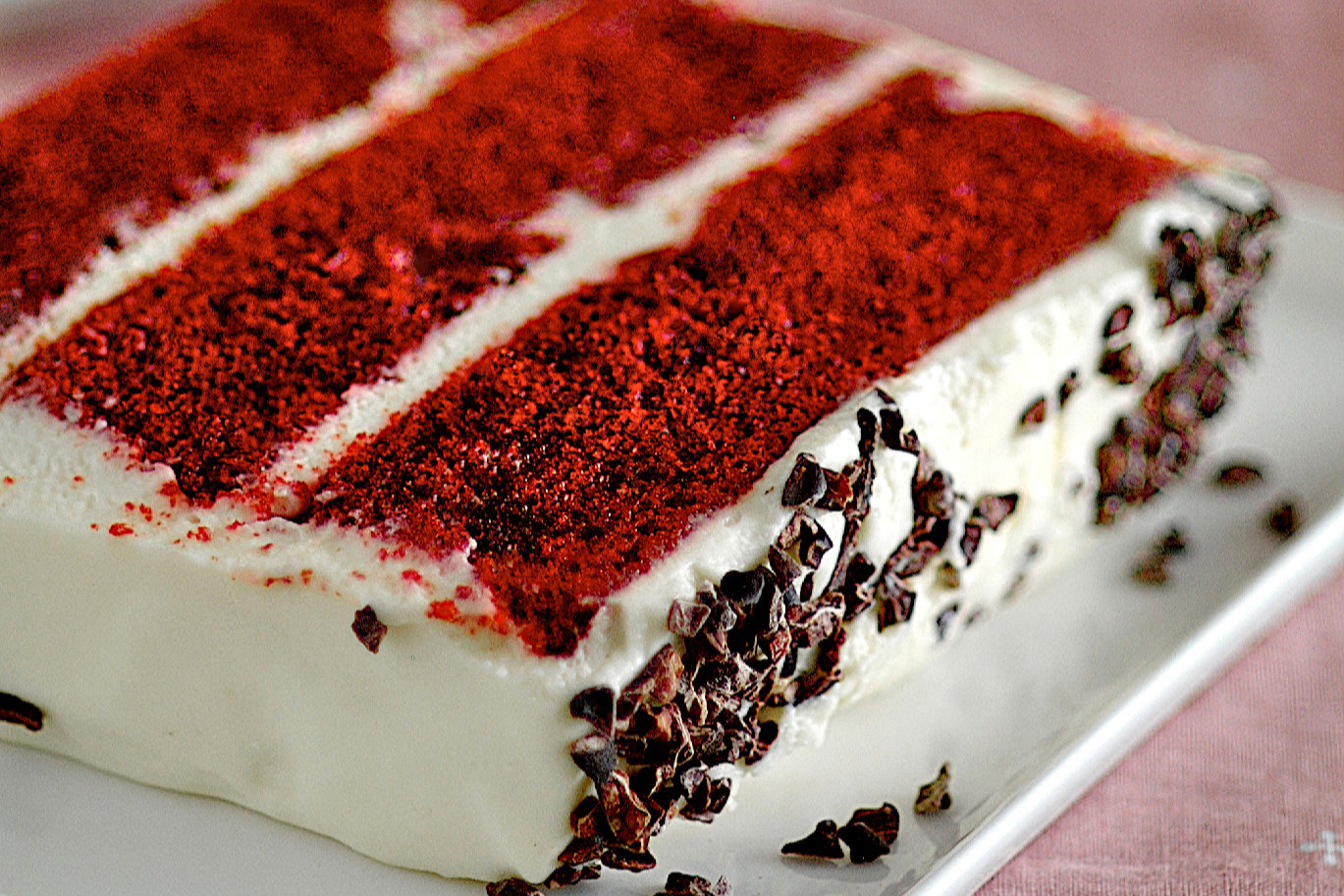 Red Velvet Cake Recipe on Food52