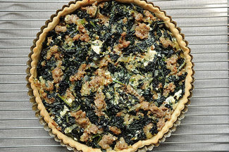 Savory Tarts, Pies, & Quiches