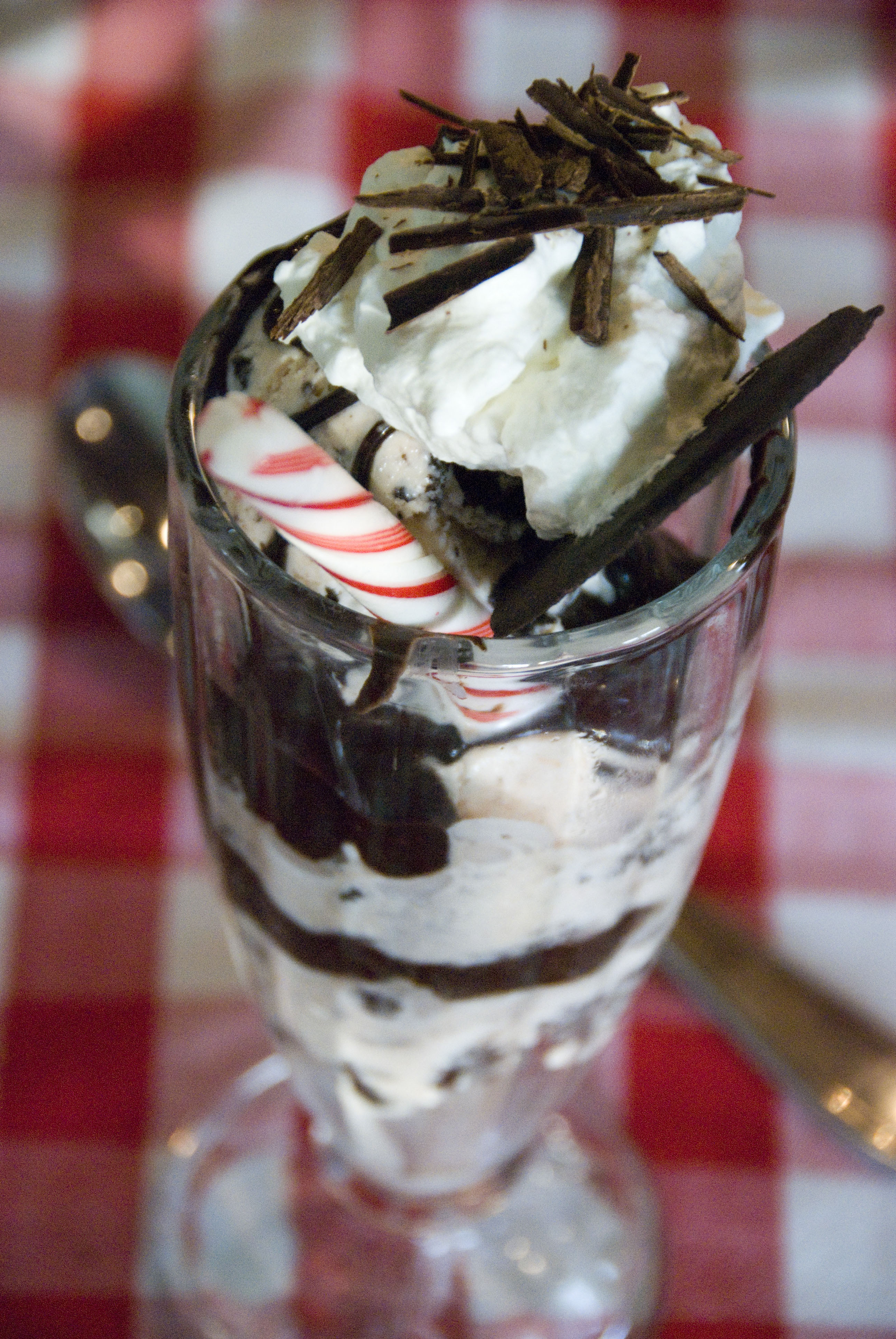 Beauty School Knockout (Peppermint Hot Fudge Sundae)
