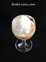 Frangelico Affogato