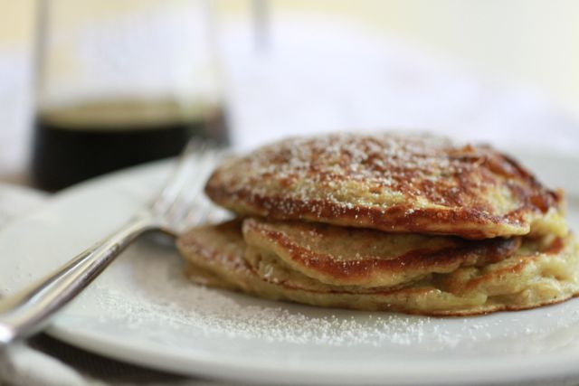 Best Banana Pancakes