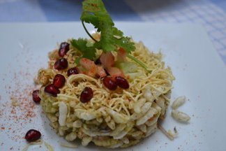 Snap Crackle Pop!! Bombay Bhel puri