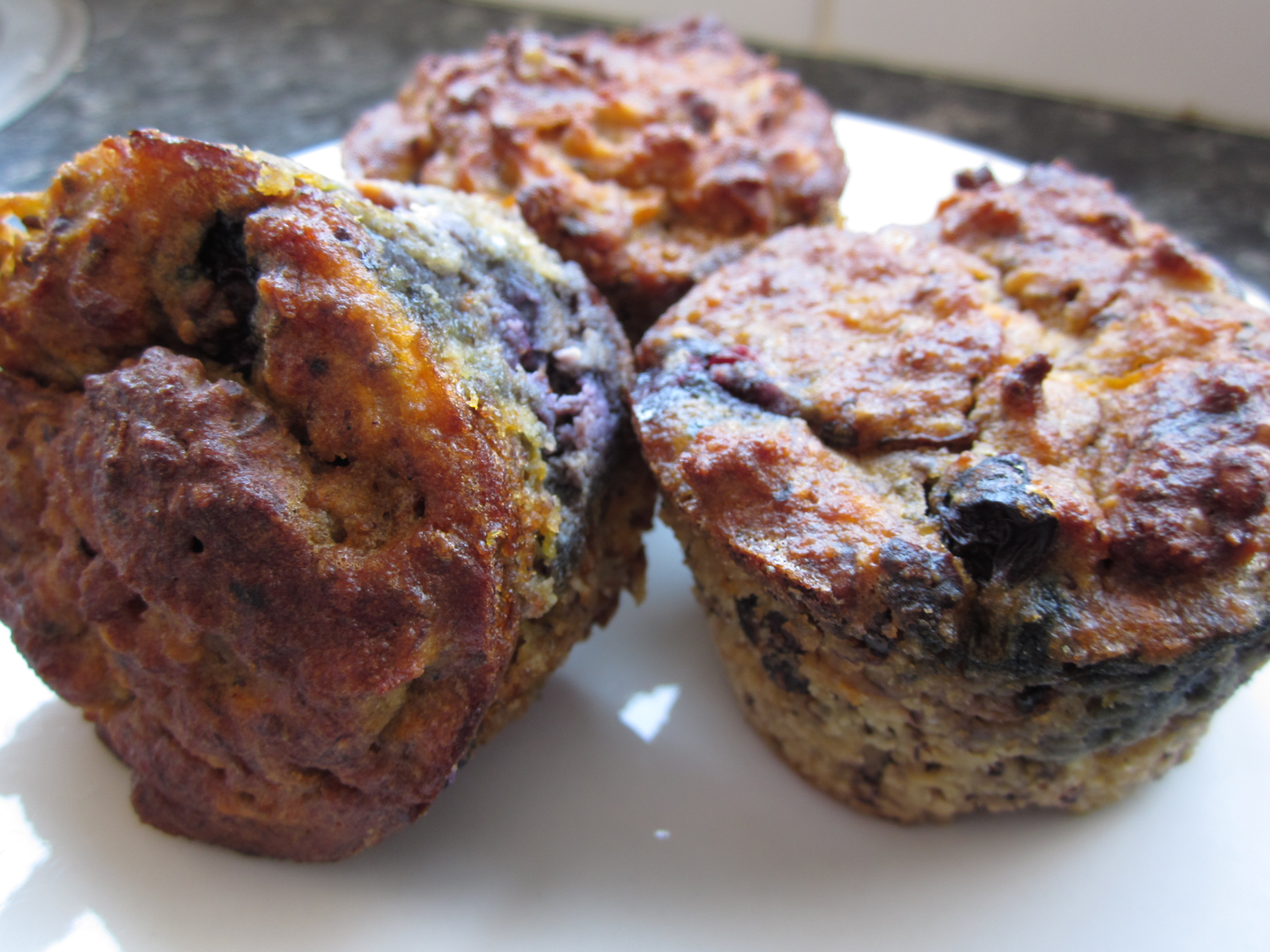 The Best Breakfast Muffins