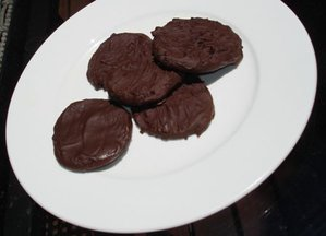Chocmintcookies