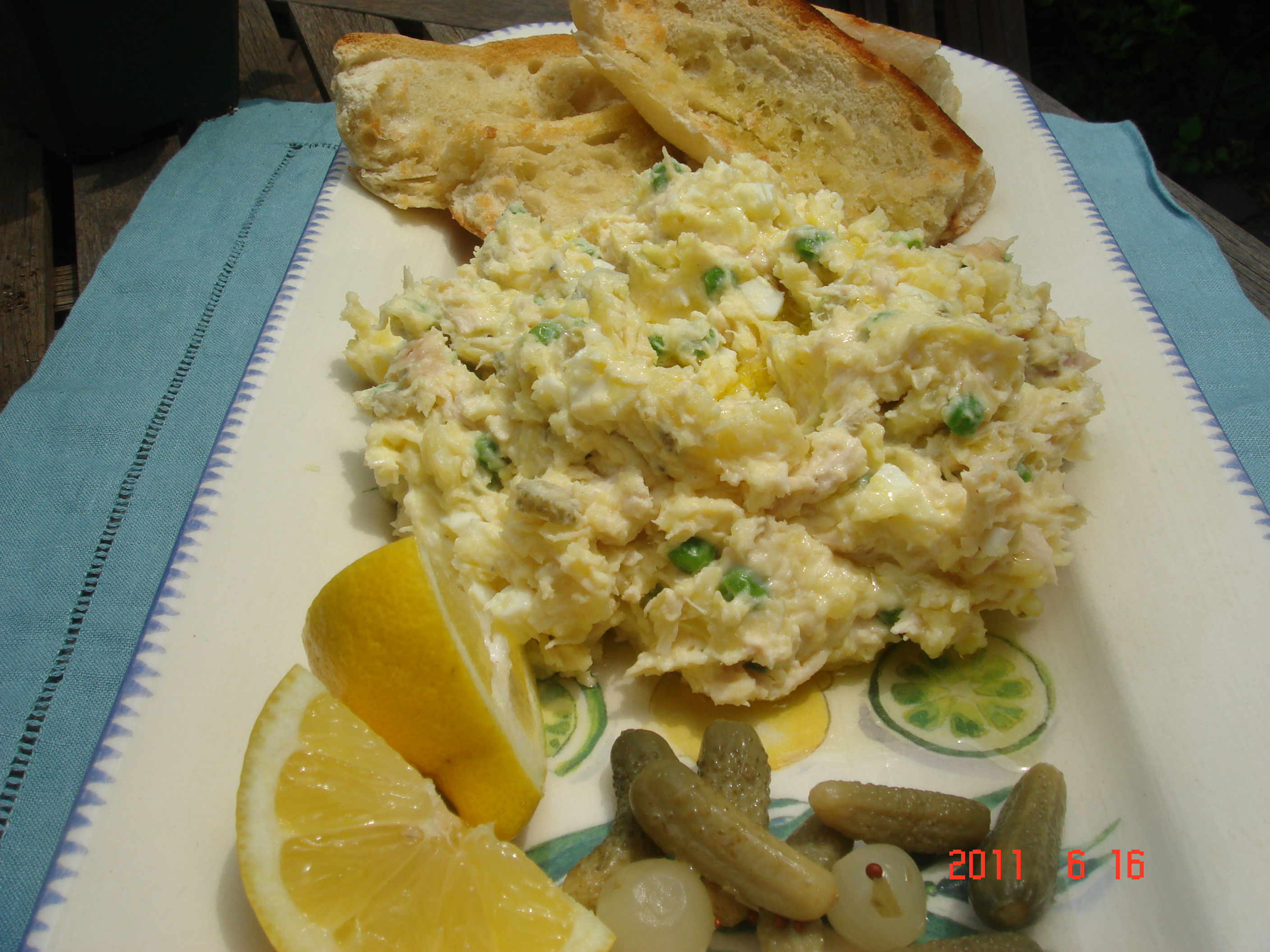 Potato Salad (Salad e Oliveh)
