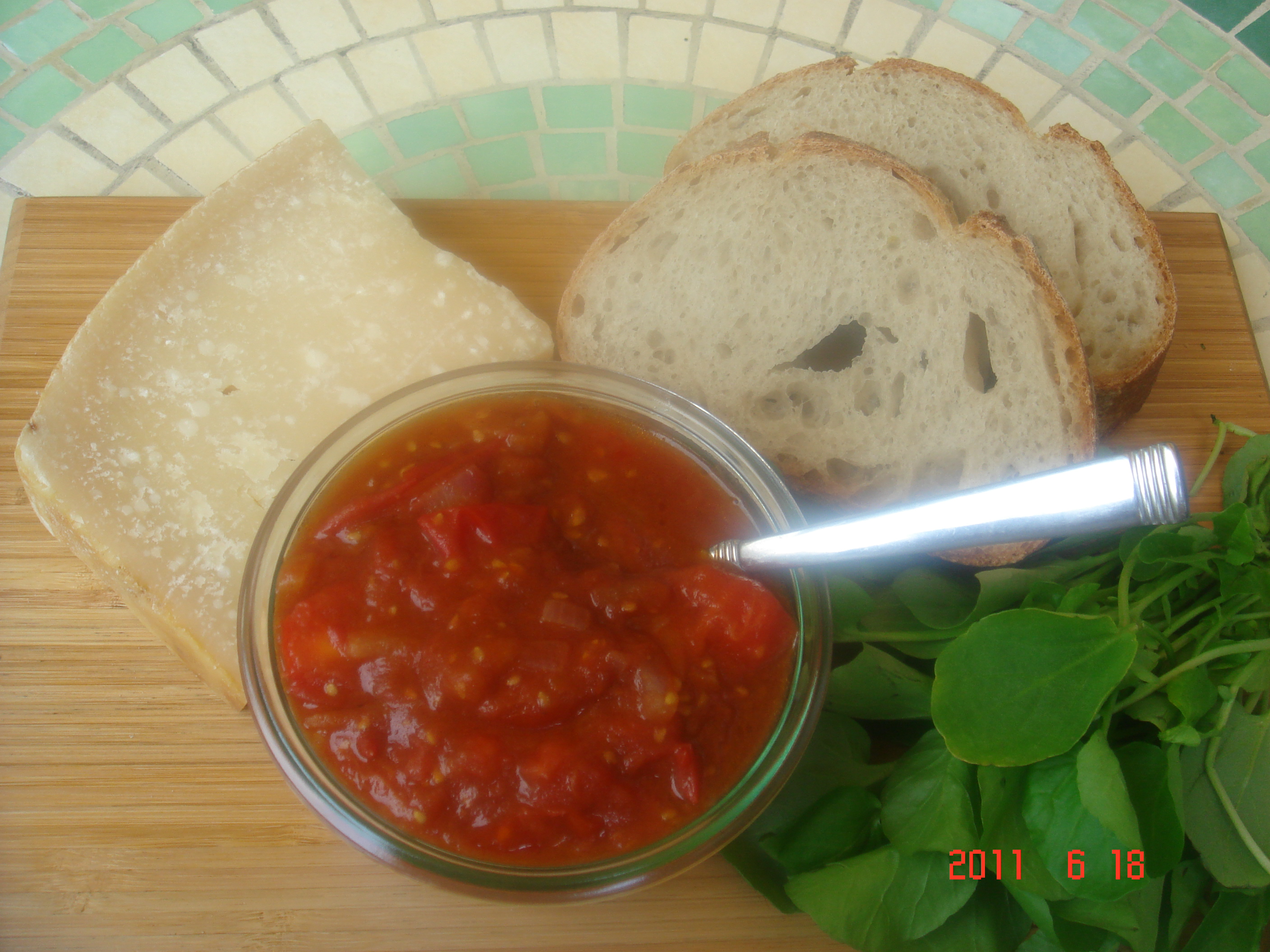 Tomato Balsamic Jam