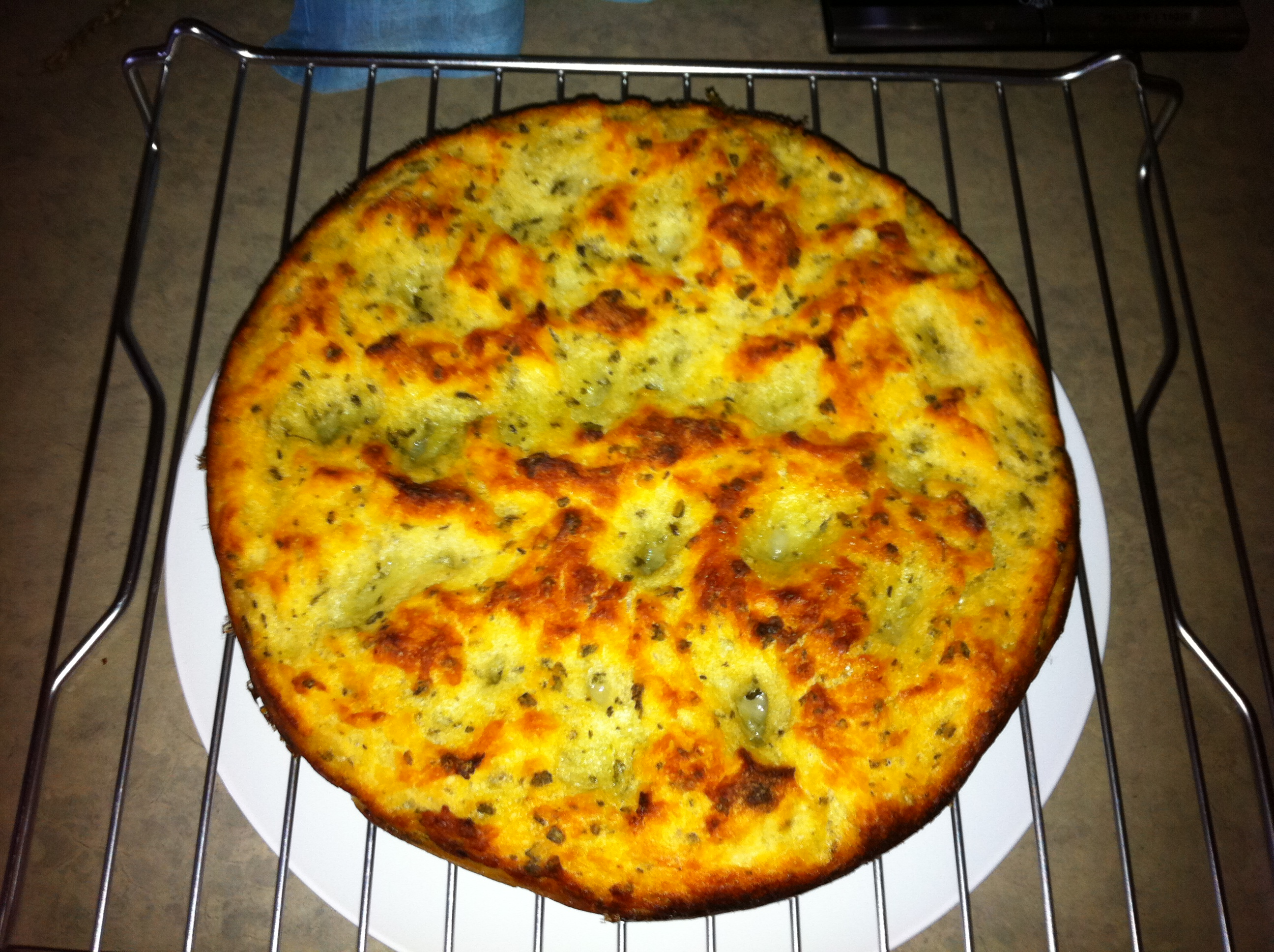 Sage Focaccia