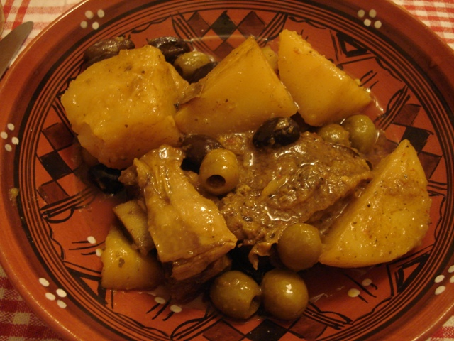 how to cook algerian food