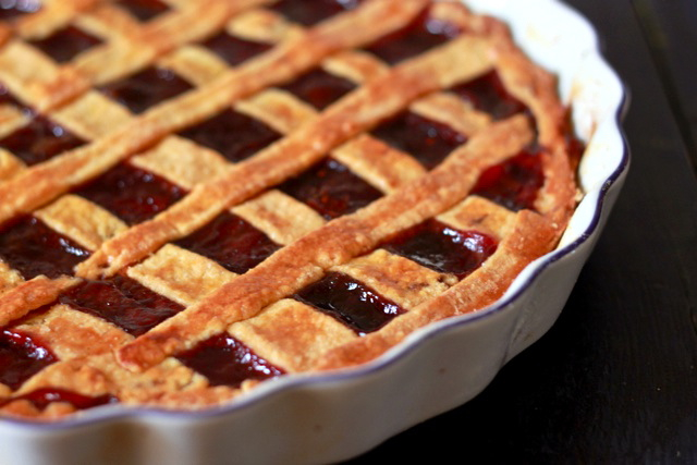 Crostata - Jam Tart