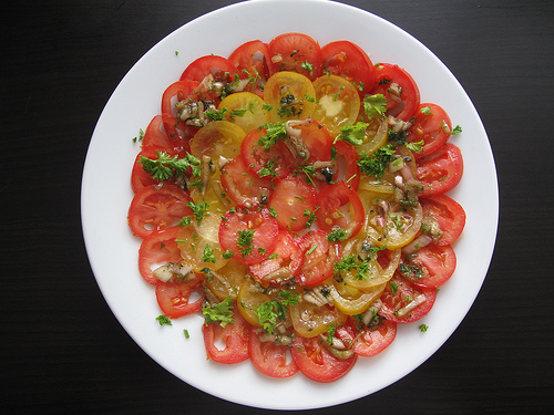 Tomato Crudo