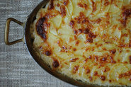 Pommes Dauphinoise (Potatoes au Gratin)