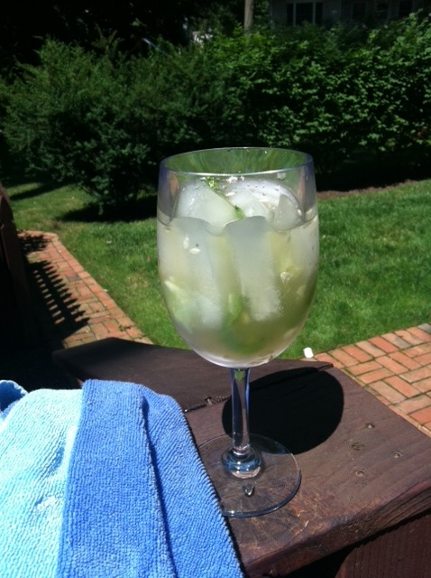 Cucumber Cooler