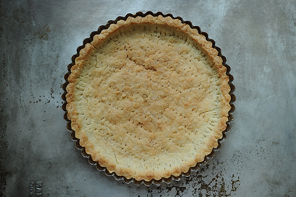 Paule Caillat&#x27;s Brown Butter Tart Crust
